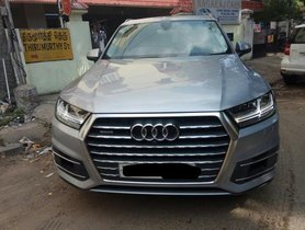 Used 2016 Audi Q7 in good condition for sale