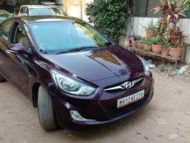 Used Hyundai Verna 1.6 SX 2013 for sale in Pune