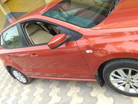 Used Volkswagen Polo 2014 at low price
