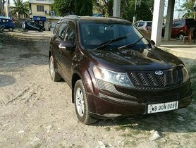 Good Mahindra XUV500 W8 2WD 2012 for sale