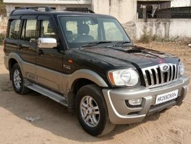 Used Mahindra Scorpio 2009-2014 VLX 2WD 7S BSIV 2013 for sale