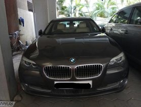2011 BMW 5 Series in good condition for sale