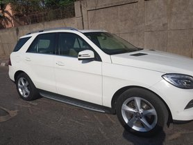 Used Mercedes Benz M Class ML 350 2012 for sale