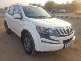 Used Mahindra XUV500 W8 4WD 2015 for sale