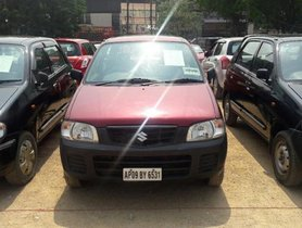 Used 2010 Maruti Suzuki Alto for sale
