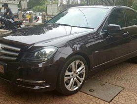 Mercedes Benz C-Class C 220 CDI Avantgarde 2013 for sale