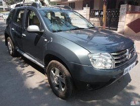Renault Duster 110PS Diesel RxZ 2013 by owner