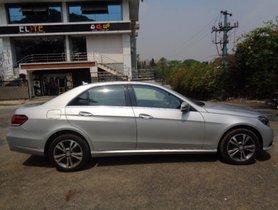 Used Mercedes Benz E Class E250 CDI Elegance 2014 for sale