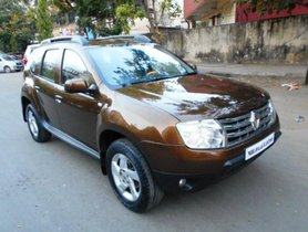 Renault Duster 85PS Diesel RxL 2015 in good condition for sale