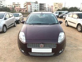 Used 2011 Fiat Punto car at low price