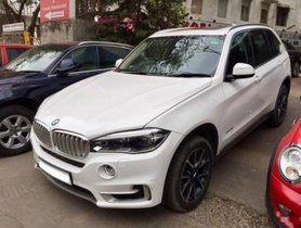Used 2017 BMW X5 for sale in Mumbai