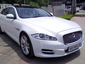 Used Jaguar XJ 2014 for sale at best price