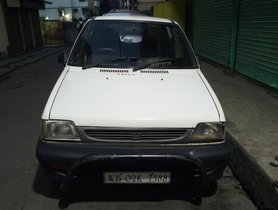 Used Maruti Suzuki 800 2002 for sale