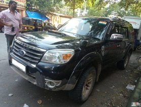 Used Ford Endeavour 3.0L 4X4 AT 2009 for sale in Mumbai