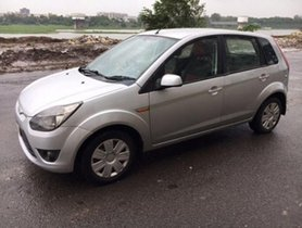 Used 2010 Ford Figo car at low price in Surat