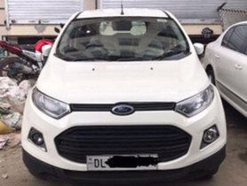 Well-kept 2013 Ford EcoSport for sale at low price
