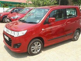 Used Maruti Suzuki Wagon R Stingray VXI 2014 for sale