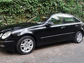 2007 Mercedes Benz E Class 280 CDI Elegance for sale