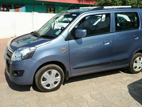 Maruti Suzuki Wagon R VXI BS IV 2014 for sale