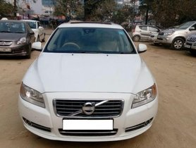 Used Volvo S90 car for sale at low price