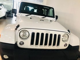 Used 2018 Jeep Wrangler Unlimited 3.6 4X4 for sale