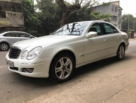 Used 2009 Mercedes Benz E-Class 280 Elegance for sale