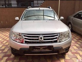 Well-maintained Renault Duster 110PS Diesel RxL 2013 for sale