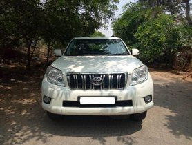 Used 2009 Toyota Land Cruiser Prado for sale