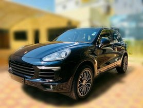 Porsche Cayenne S Diesel 2015 for sale