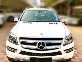 Used Mercedes Benz GL-Class 2014 for sale
