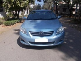 Used 2009 Toyota Corolla Altis for sale at low price
