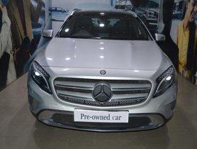 Well-kept Mercedes Benz GLA Class 2014 in Chennai