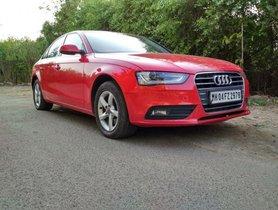 Used Audi A4 2.0 TDI Celebration Edition 2013 for sale