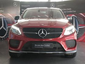 Used 2015 Mercedes Benz GLE for sale