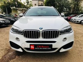 Good 2015 BMW X6 for sale at low price