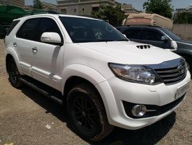 Used Toyota Fortuner 4x2 Manual 2015 for sale at best price