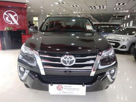 Used 2016 Toyota Fortuner for sale in best deal