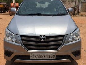 Used Toyota Innova car for sale at low price