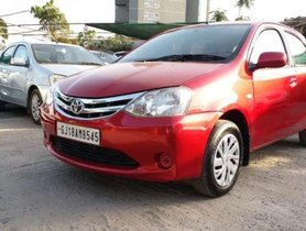 Used 2011 Toyota Etios Liva for sale in best deal