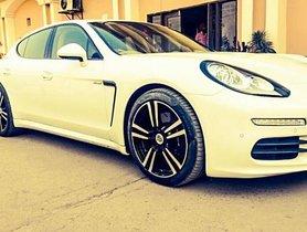 Used Porsche Panamera Diesel 2014 by owner