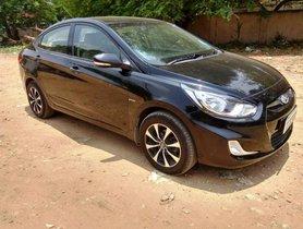 Used 2013 Hyundai Verna for sale at low price