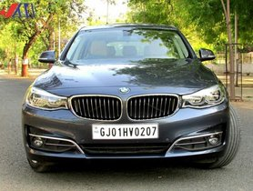 Used BMW 3 Series 320d GT Luxury Line 2017 for sale