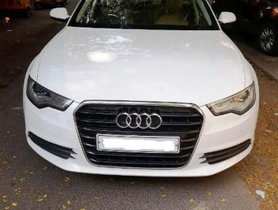 Good as new Audi A6 2.0 TDI 2013 in Chennai