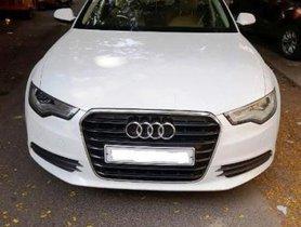 Good as new Audi A6 2.0 TDI 2013 in Chennai