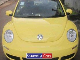 Used 2012 Volkswagen Beetle car at low price