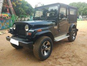 Used Mahindra Thar CRDe AC 2014 for sale