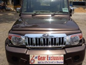Good 2012 Mahindra Bolero for sale in Bangalore