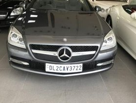 Used 2016 Mercedes Benz SLK car at low price