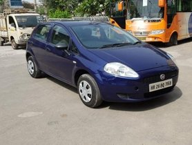 Used 2012 Fiat Punto car at low price