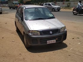 Used 2010 Maruti Suzuki Alto car at low price